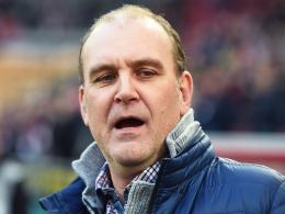 Muss sich am Dienstag vor dem DFB-Sportgericht verantworten: Kölns Geschäftsführer Jörg Schmadtke.