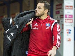 Lasogga pausiert weiter, Diaz auf dem Weg nach Spanien
