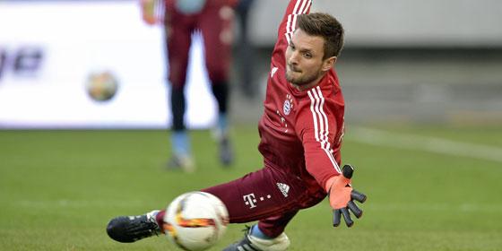 Bayerns Ersatzkeeper Sven Ulreich.