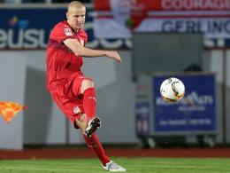 Hlousek liebt den VfB und sagt Slavia Prag ab