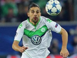 Wolfsburgs begehrter Linksverteidiger Ricardo Rodgriguez.
