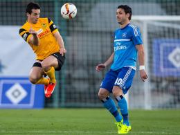 HSV verliert auch sein abschlie�endes Testspiel