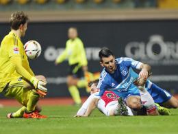 HSV-Oldie Spahic muss gegen Young Boys raus