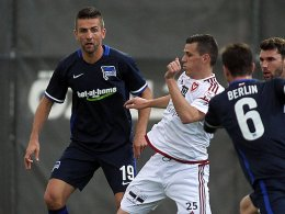 Ibisevic trifft bei Krafts Comeback