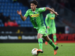 Mahmoud Dahoud, Borussia Mönchengladbach