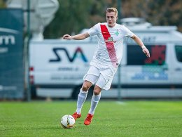 Startelfkandidat auf Schalke: Felix Kroos.
