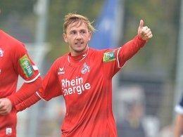 Will sich in St. Gallen empfehlen: Lucas Cueto.
