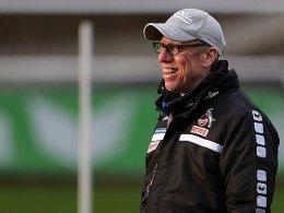 FC-Coach Peter Stöger