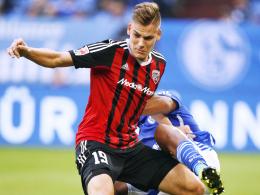 Darf auf die Startelf hoffen: Ingolstadts 19-jähriger Mittelfeldspieler Max Christiansen.