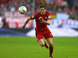Selbstbewusster Lewandowski: Bayern braucht keinen neuen St�rmer!