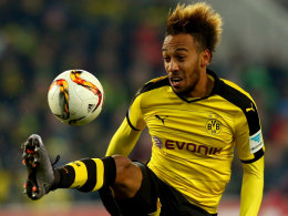 Die Top-Elf der kicker-User: Liebling Aubameyang