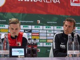 Philipp Max und Markus Weinzierl