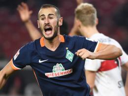 Bänderriss: Bremens Innenverteidiger Alejandro Galvez wird Bremen wochenlang fehlen.