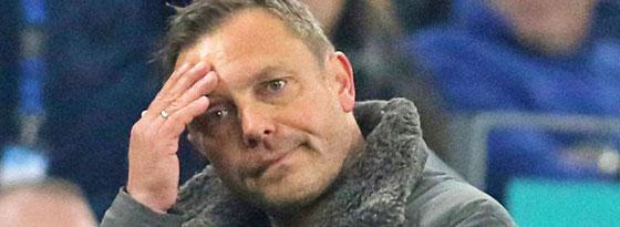 Schalkes Coach André Breitenreiter
