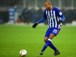 Für Hertha BSC im Einsatz: John Anthony Brooks soll auch weiterhin das Berliner Dress tragen.