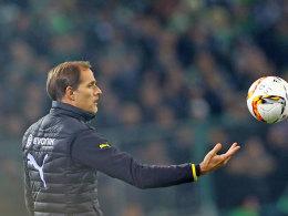 BVB-Trainer Thomas Tuchel braucht in Sachen Neuzugänge noch Geduld.