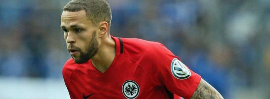 Von Frankfurt nach Lissabon: Frankfurts Castaignos unterschreibt bei Sporting.