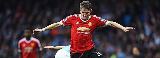Muss sich Bastian Schweinsteiger einen neuen Verein suchen?