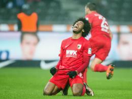 Caiuby, FC Augsburg