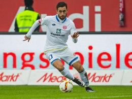 Keine Freigabe für den BVB: Yunus Malli muss in Mainz bleiben.