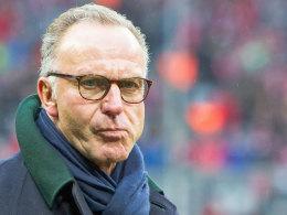 Rummenigge: Klare Ansage an den DFB