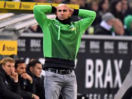 Neue Sorgenkinder f�r Borussen-Coach Schubert