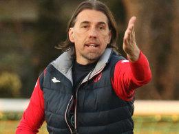 Der Mainzer Trainer Martin Schmidt