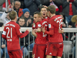 Bleibt Bayern daheim makellos?