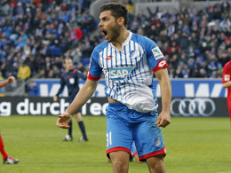 Stevens' Plan mit Volland