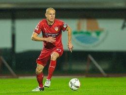 Hlousek vor Wechsel zu Legia Warschau