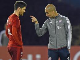 Klare Ansagen an seine Mannschaft: Bayern-Coach Pep Guardiola.