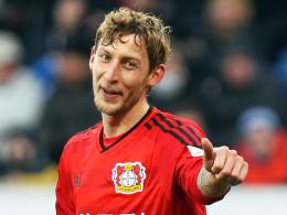 """""""Da müssen wir jetzt durch"""": Leverkusens Stefan Kießling über die Bayer-Torschussallergie."""