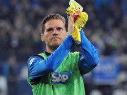 Hoffenheims Mittelfeldspieler Eugen Polanski.