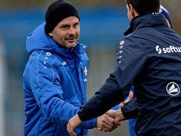 Darmstadt-Trainer Dirk Schuster