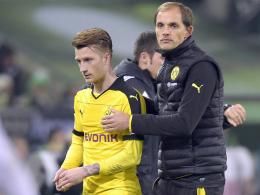 Marco Reus, Thomas Tuchel, Borussia Dortmund