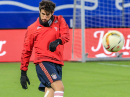 Javi Martinez: Sammer best�tigt drohende Operation