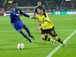 Dortmunds Mittelfeld-Talent Christian Pulisic