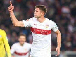 VfB Stuttgarts Neuzugang Artem Kravets