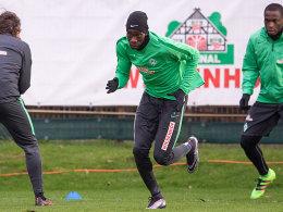 Yatabar� will mit Werder wachsen