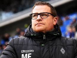 Talente früh entdecken, bevor sie unerschwinglich werden: Borussia Mönchengladbachs Sportdirektor Max Eberl.