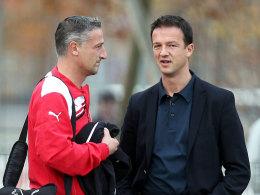 Bobic zweifelt an Kramnys Bundesliga-Tauglichkeit