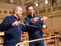 Jubil�um von Dirigent Dardai - ohne Haraguchi?