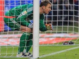 FCB-Torwart Manuel Neuer