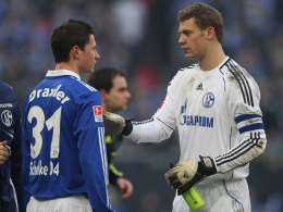 Schalke-R�ckkehr: Neuers Tipp f�r Draxler