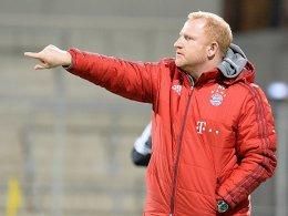 Vogel: Bayerns m�chtiger Nachwuchscoach