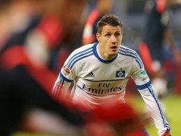 Labbadia wirft Ilicevic aus dem Kader