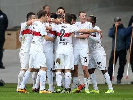 Stuttgarter Seriensieger weiter im Aufwind