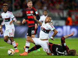 Erweitert Vidal das ohnehin volle FCB-Lazarett?
