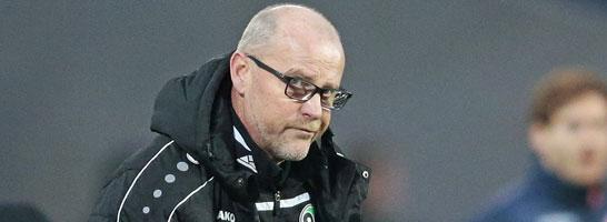 Hannovers Trainer Thomas Schaaf kassierte mit 96 die dritte Pleite in Serie.