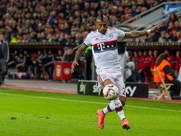 Bereit für Bochum: Arturo Vidal wird im Pokal wohl dabei sein.